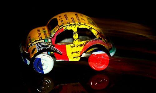 auto toy car vw beetle