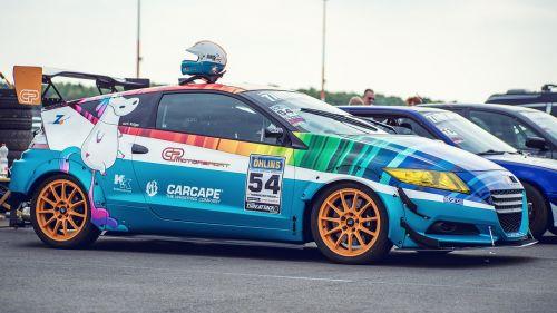 auto racing drift