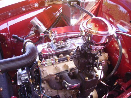 auto motor chrome