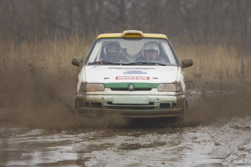 auto racing road