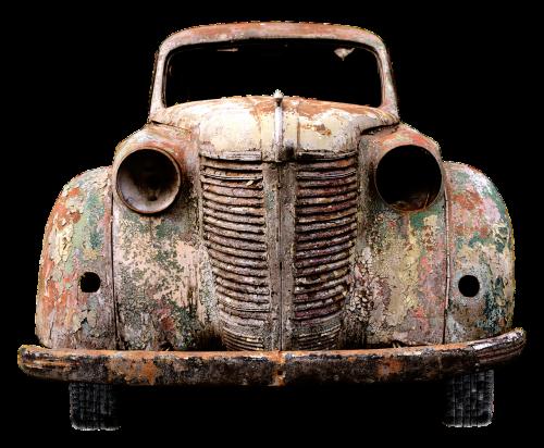 auto old pkw