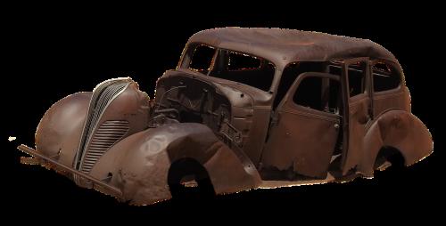 auto wreck car age