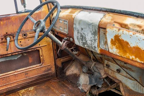 auto scrap old