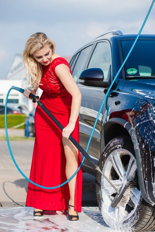 auto wash clean