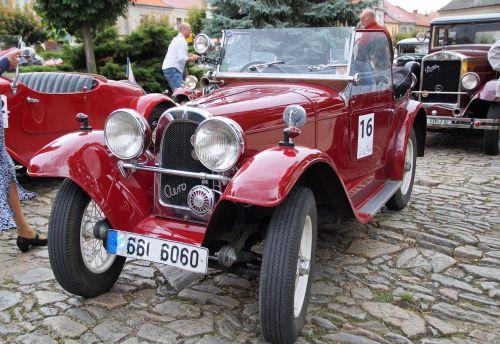 auto old veteran