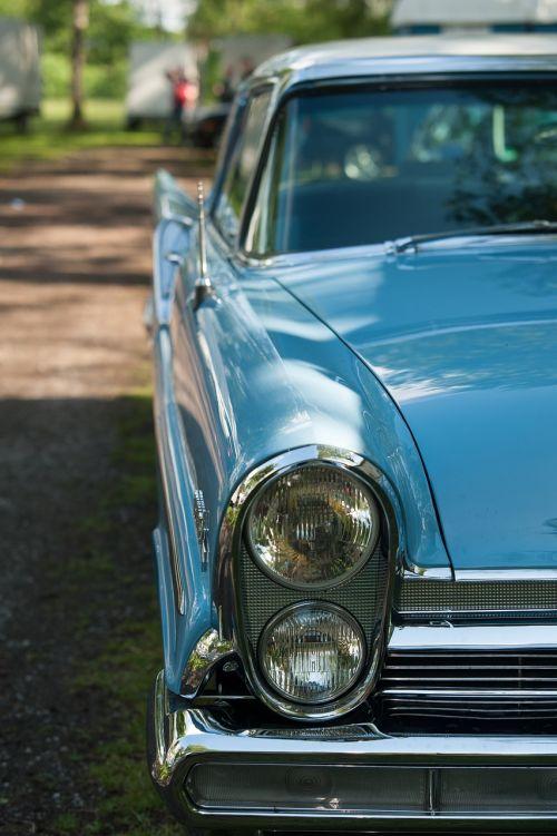 auto lincoln oldtimer