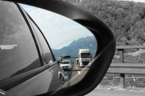 auto rear mirror mirror