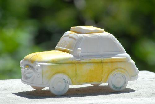 auto toy piece