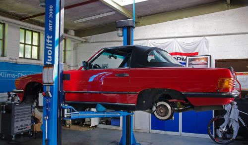 auto workshop auto repair