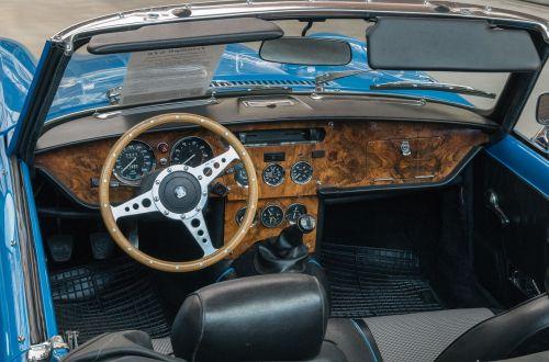 auto triumph oldtimer