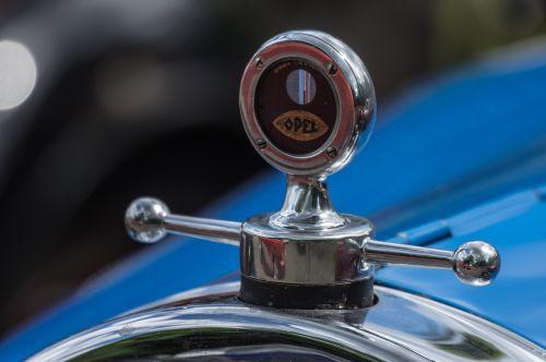auto opel chrome