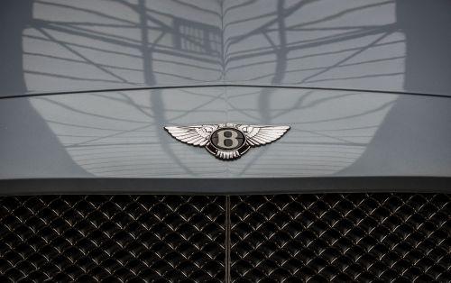 auto bentley emblem