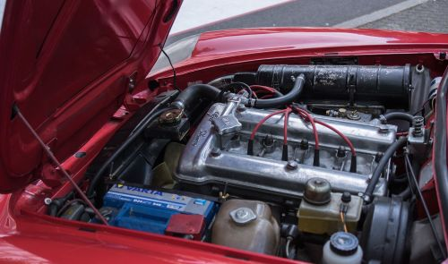 auto alfa romeo motor