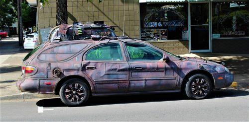 auto vehicle futuristic