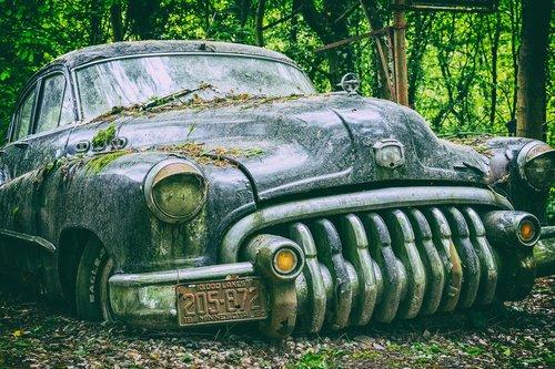 auto  american  oldtimer