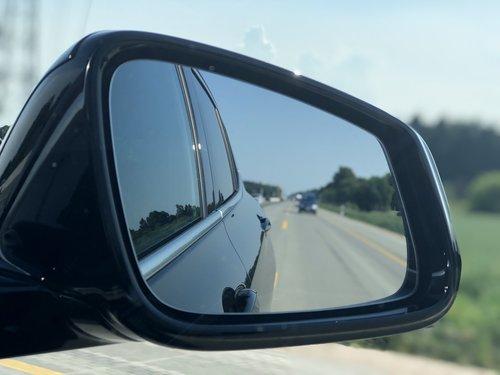 auto  mirror  rear mirror