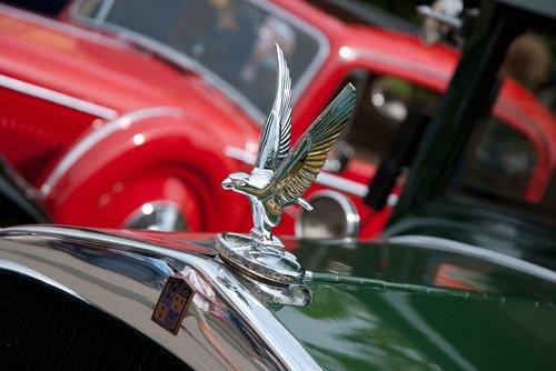 auto  cool figure  oldtimer