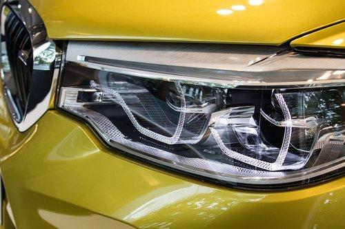 auto  spotlight  vehicle