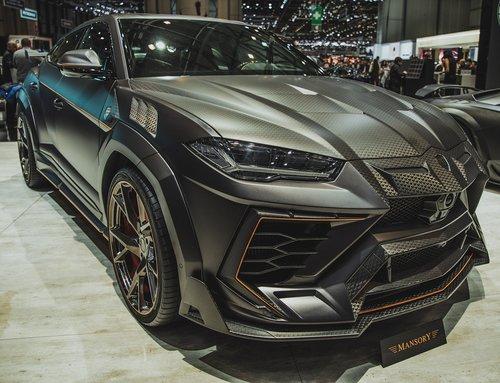 auto  lamborghini  luxury