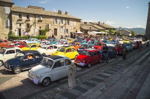 auto gathering orvieto