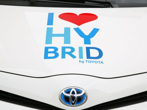 auto hybrid vehicle hybrid car