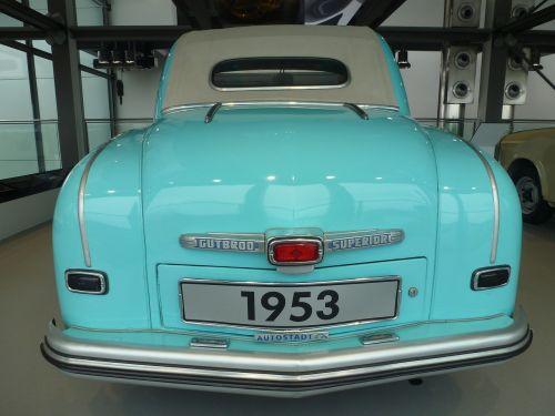 auto oldtimer technology