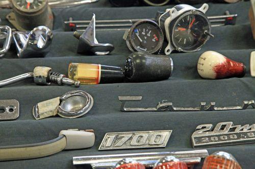 auto spare parts oldtimer