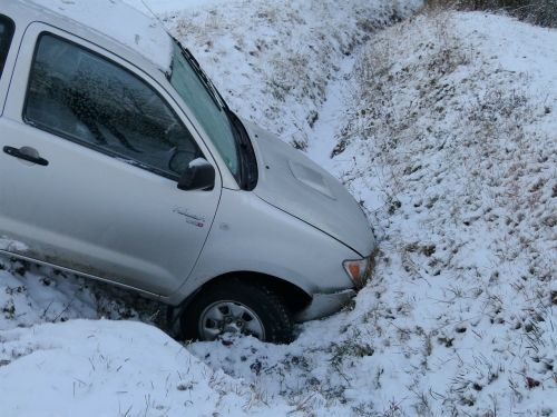 auto accident winter