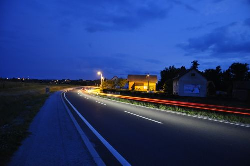 auto night lights