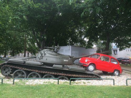 auto panzer fiat