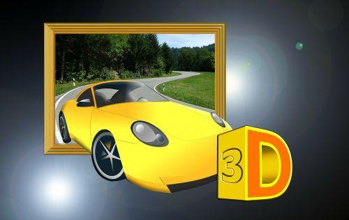 auto road 3d