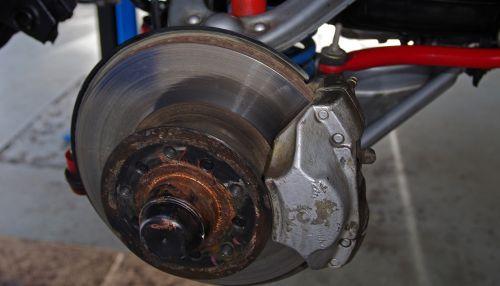 auto repair disc brake brake disc