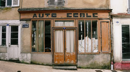 auto school trade village