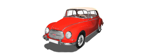 auto union dkw 1000s coupe