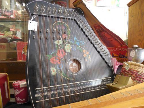 autoharp harp string instrument