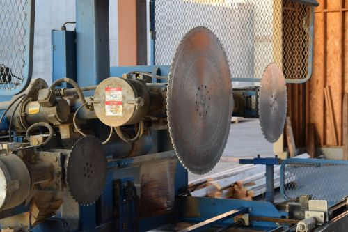 automated saw component saw saw blade