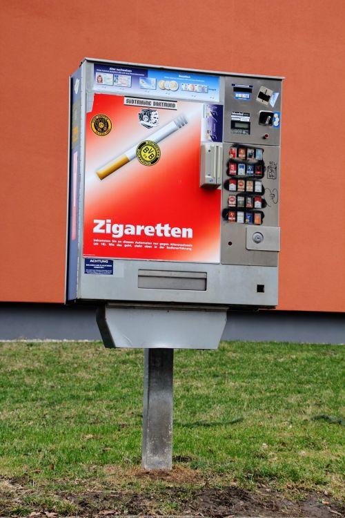 automatic cigarette machine urban
