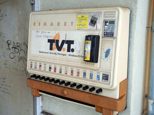automatic cigarettes cigarette machine