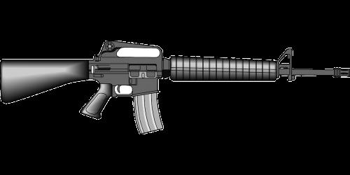 automatic gun gun arms