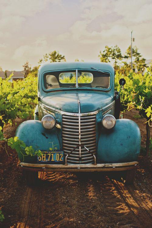 automobile car vintage
