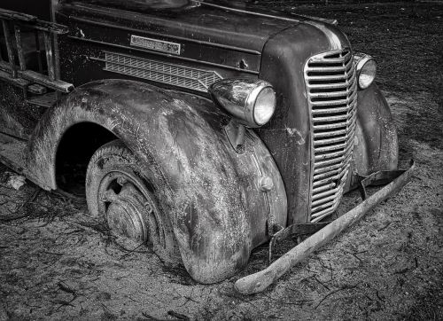 automobile front radiator