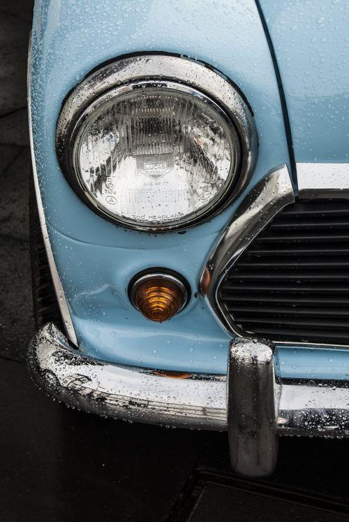 automobile car old vehicle