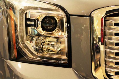 automobile cars headlight