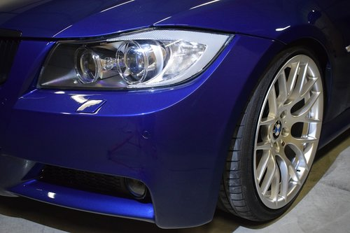 automobile  detailing  rim