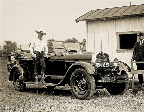 automobile antique classic car
