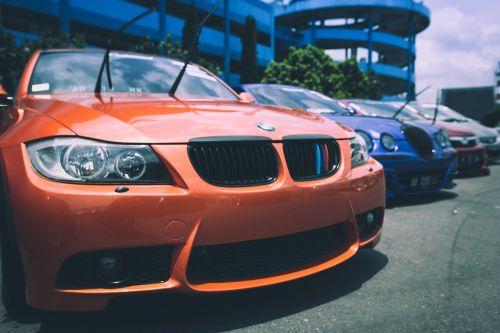 automobiles bmw car show