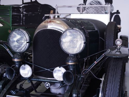 automotive bentley classic car