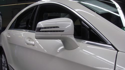 automotive white pkw