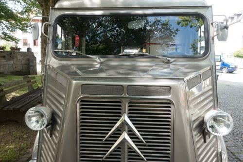 automotive citroën oldtimer