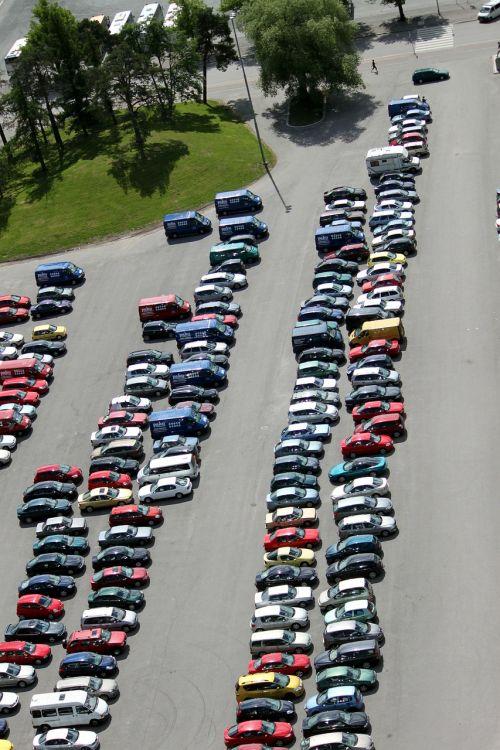 autos parking park